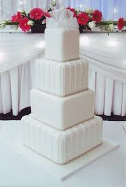 square wedding cakes white square wedding cakes pictures wedding cakes