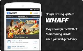 hacked apk whaff rewards mod apk 100 hack january 2018