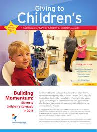 kuni lexus of colorado springs giving to children u0027s spring 2012 by children u0027s hospital colorado