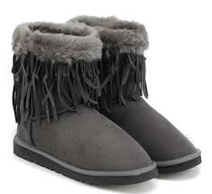 womens ugg boots grey ugg 5835 tassel boots cheap ugg boots uk sale