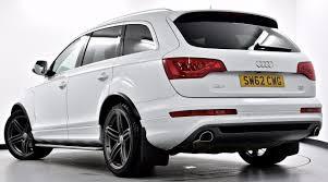 Audi Q7 2012 - audi q7 3 0 tdi s line plus tiptronic quattro 5dr 8