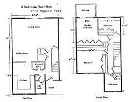 3 bedroom cottage house plans house plans cottage style style home feet by feet house plans lovely