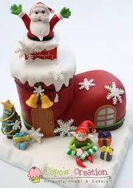 christmas mini cakes christmas cakes pinterest christmas