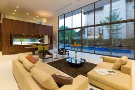 Home Design Inside by Simple But Sophisticated Contemporary Home Design
