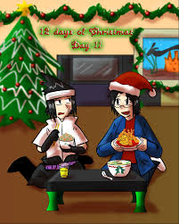 12 days of christmas day 11 by fiori party on deviantart