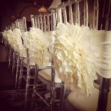 26 best wedding chair tie backs images on wedding