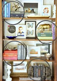 Bookshelf Fillers Three Easy Tips For Bookcase Styling To Get It Just Right