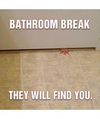 Being A Parent Meme - 50 funny parenting memes bathroom stalker