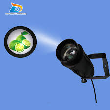 wholesale factory outlet indoor 20w led gobo logo projector