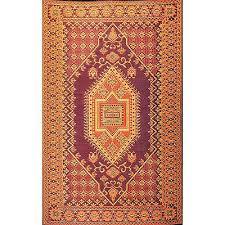 Gaiam Outdoor Rug Amazon Com Mad Mats Oriental Turkish Indoor Outdoor Floor Mat 6
