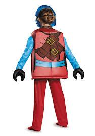 Boys Lego Halloween Costume Deluxe Ninjago Girls Costume