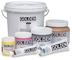 golden heavy body artist acrylics blick art materials