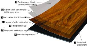 resilient flooring locking resilient flooring