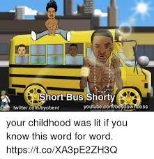 Short Bus Meme - 25 best memes about short bus short bus memes