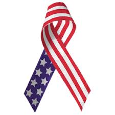 patriotic ribbon usa and stripes ribbon countries and flags add a free
