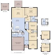 New House Floor Plans Floor Plans For Ranch Homes With 3 Bedrooms Floor Plan Atwater