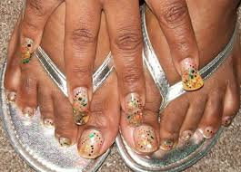 inspired by african print nail art gallery