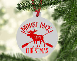 moose pack baby christmas ornament u2013 gypsy junk clothing trunk
