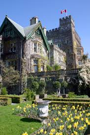 hatley castle is the locale for the luthor mansion in the
