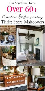 Home Store Decor Thrifty Home Decor Makeovers Our Southern Home