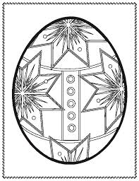 easter egg coloring pages moms