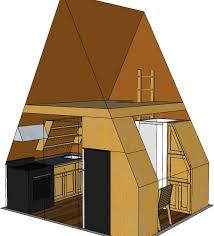 a frame house floor plans tiny eco house plans by keith yost designs