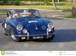 porsche 356 cabriolet porsche 356 b cabrio editorial image image 25757085