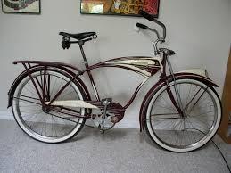 1946 schwinn b 6 autocycle dave u0027s vintage bicycles