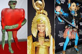 why heidi klum was almost kept out of her own halloween party