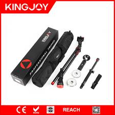 kingjoy vm 301s portable nimble video camera jib crane for film