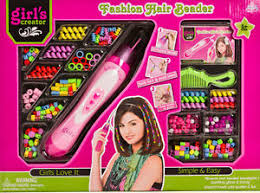 hair beader stylish fashion hair beader jewellery maker set simple