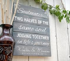 wedding gift signs pallet wedding gift crafthubs