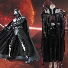 darth vader halloween costume star wars cosplay darth vader anakin skywalker costume