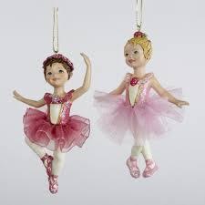 beautiful light pink ornaments