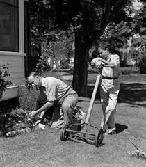 sharpening a reel mower the art of manliness