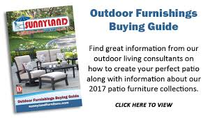 Patio Furniture Buying Guide by 2018 Outdoor Patio Furniture Trends