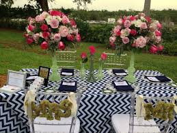 Table Cloth Rental by Black And White Striped Tablecloth Rental Miami Dot Sequins 3mm