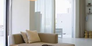 Curtains For Sliding Door How To Use Curtains Over Double Sliding Doors