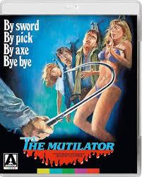 the mutilator blu ray