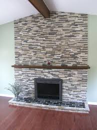 fireplace stone veneer lowes panels impressive inspiration home