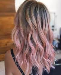 Hair Colour Trends Summer 2018