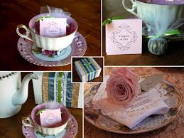 tea party bridal shower ideas tea party bridal shower
