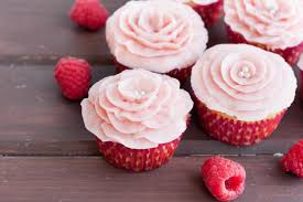 Buttercream Frosting For Decorating Cupcakes Raspberry Buttercream Frosting Goodie Godmother A Recipe And