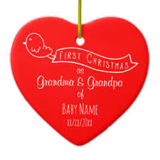 grandparent ornaments keepsake ornaments zazzle