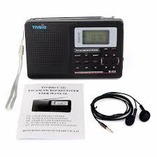 aliexpress com buy tivdio v 111 radio fm stereo mw sw radio