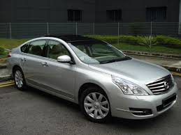 nissan teana 2010 interior view of nissan teana 3 5 cvt luxury photos video features and