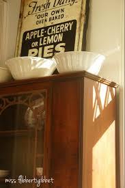 vintage china cabinet miss flibbertigibbet