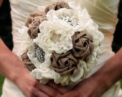 wedding flowers rustic fabric wedding bouquet wedding bouquet bridal bouquet
