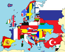 world map with flags for country colours 1680x1050 rebrn com