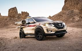 Nissan Rogue Warrior - 2017 nissan rogue one star wars limited edition in magnetic black